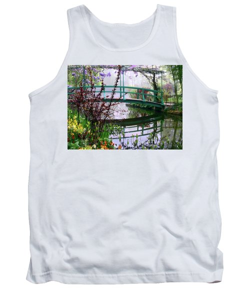 Monet's Bridge Tank Top