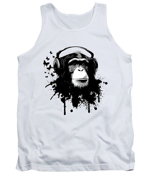 Monkey Business Tank Top