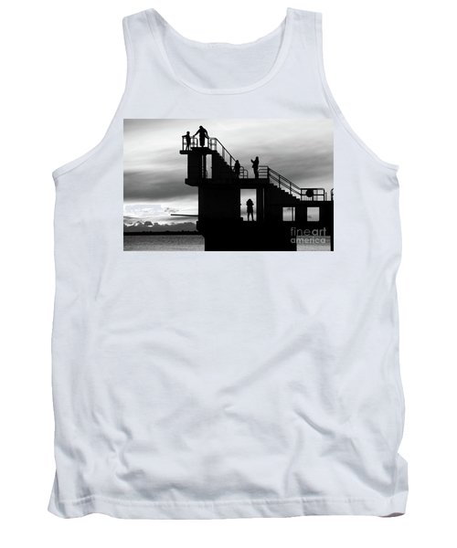 Mono Sunset Blackrock  Tank Top
