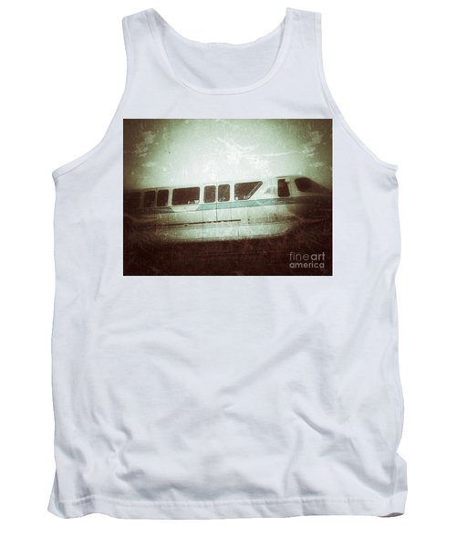 Monorail Tank Top by Jason Nicholas
