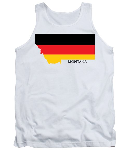 Montana German Tank Top