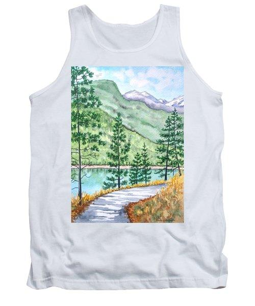Montana - Lake Como Series Tank Top