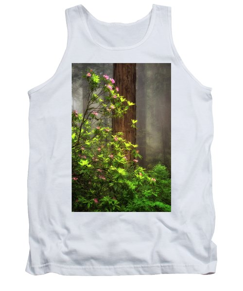 Moody Forest  Tank Top