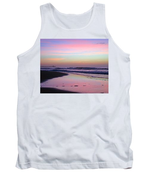 Moody Sunrise Tank Top