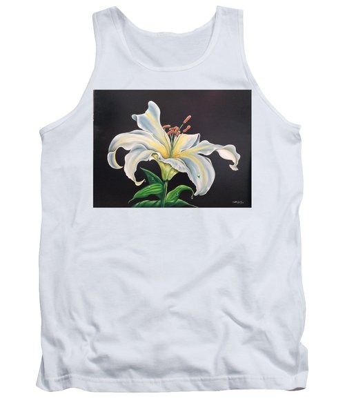 Moon Light Lilly Tank Top