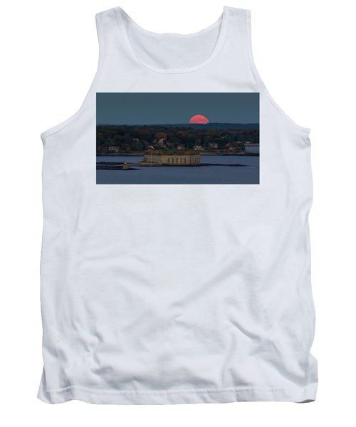 Moonrise Over Ft. Gorges Tank Top