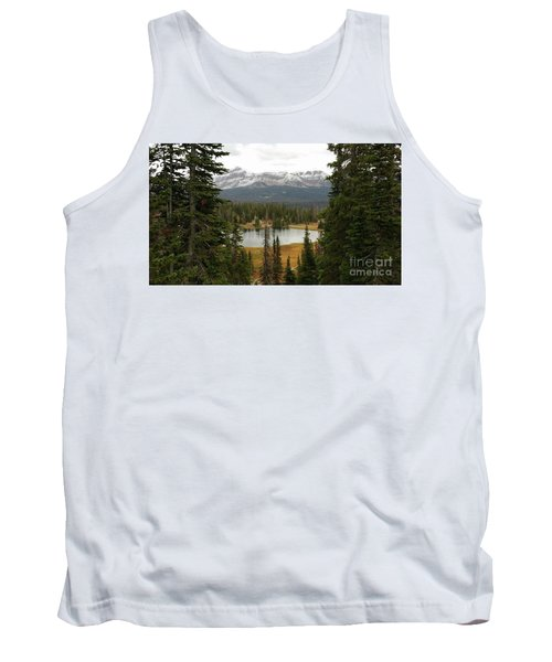 Moosehorn Lake Tank Top