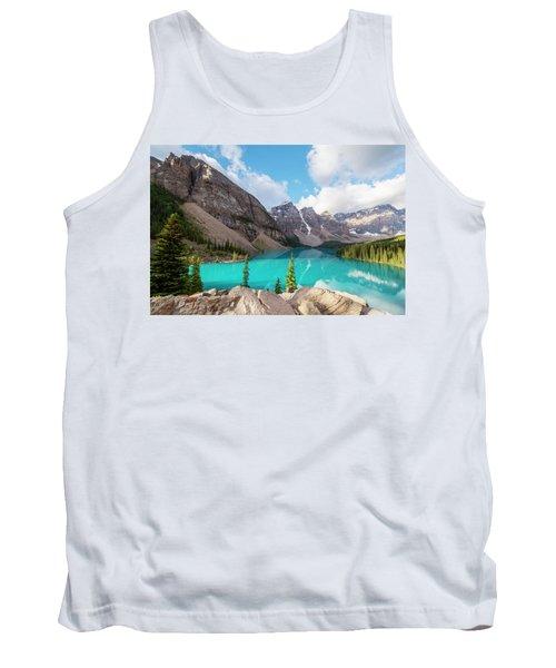 Moraine Lake Banff National Park Tank Top