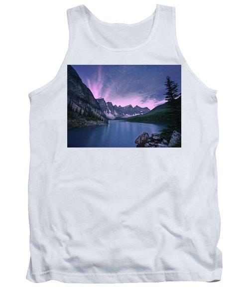 Moraine Lake Tank Top
