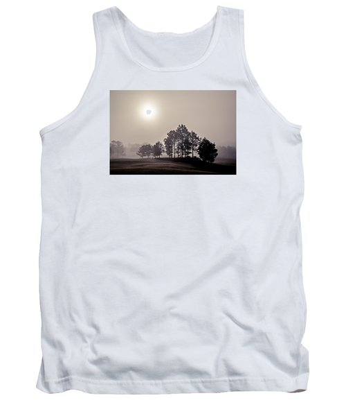 Tank Top featuring the photograph Morning Calm by Annette Berglund