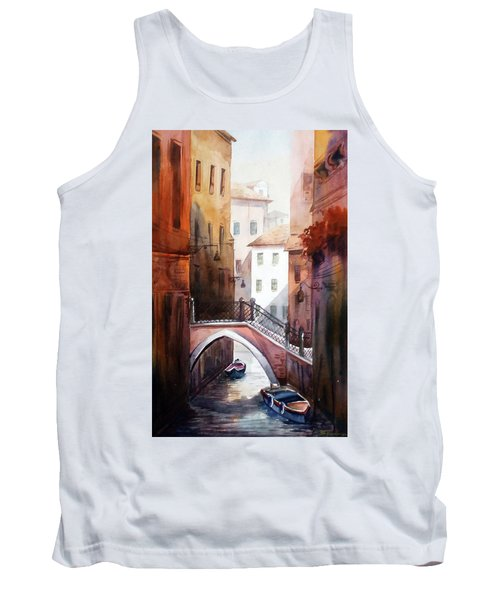 Morning Canals Tank Top