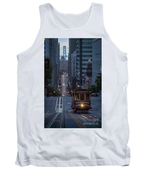 Morning Commute Tank Top by JR Photography