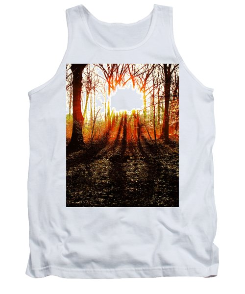 Morning Glow Tank Top