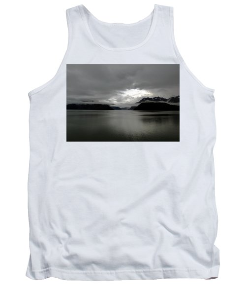 Morning In Alaska Tank Top