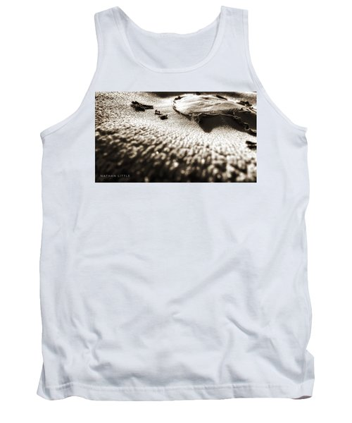 Morning Mushroom Top Tank Top