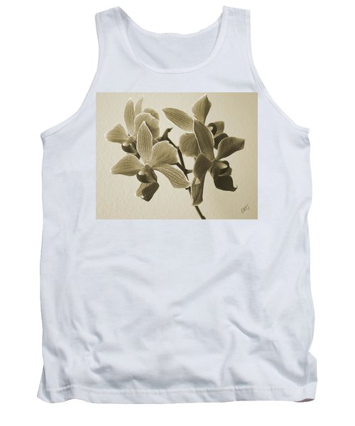 Morning Orchid Tank Top