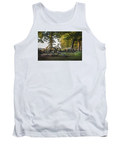 Morning Sentinel Tank Top