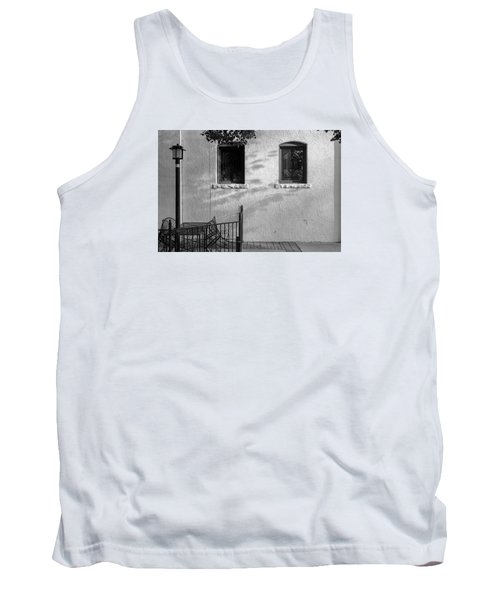 Tank Top featuring the photograph Morning Shadows by Monte Stevens