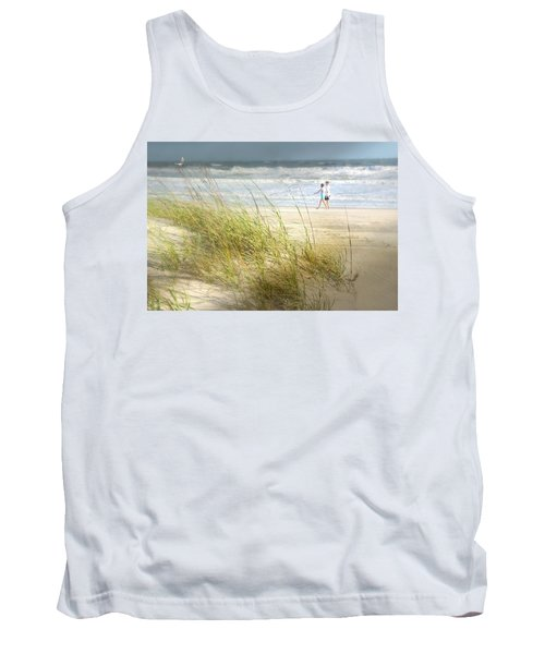 Mid Morning Stroll Tank Top