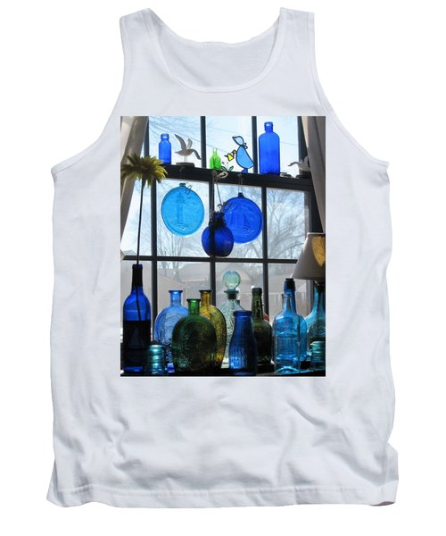 Tank Top featuring the photograph Morning Sun by John Scates
