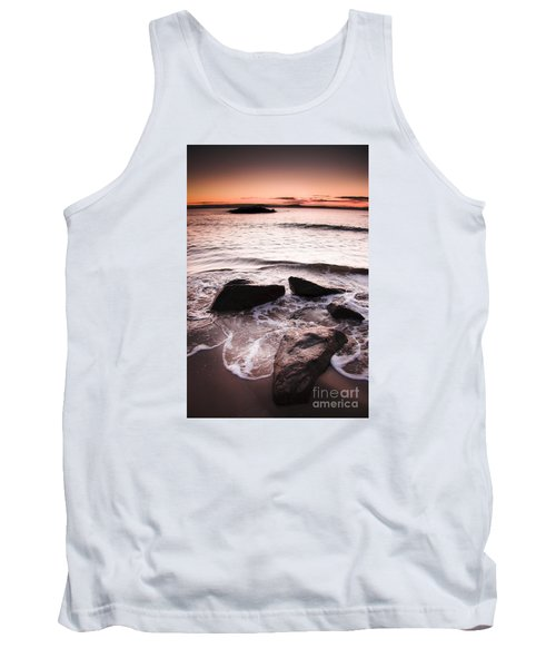 Tank Top featuring the photograph Morning Tide by Jorgo Photography - Wall Art Gallery