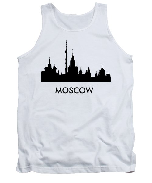 Moscow Tank Top