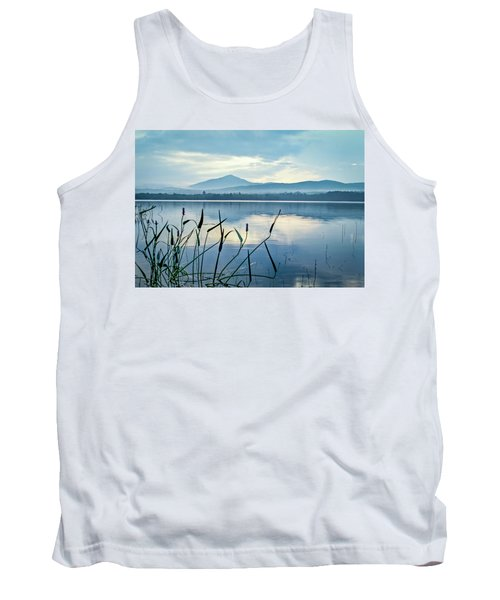 Mount Blue Tank Top