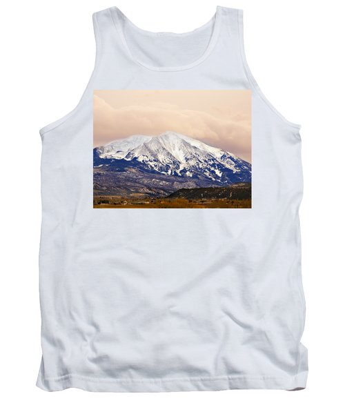 Mount Sopris Tank Top