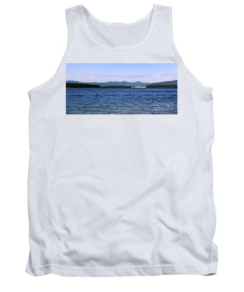 Mount Washington Tank Top by Mim White