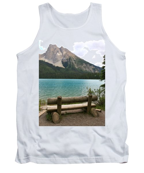 Mountain Calm Tank Top