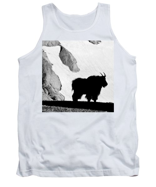 Mountain Goat Shadow Tank Top