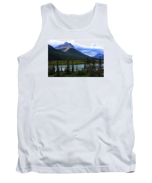 Mountain High Tank Top by Heather Vopni
