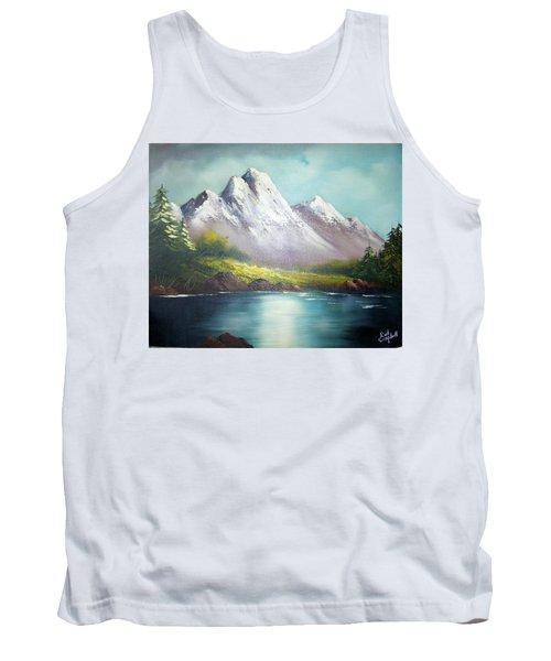 Mountain Lake Tank Top