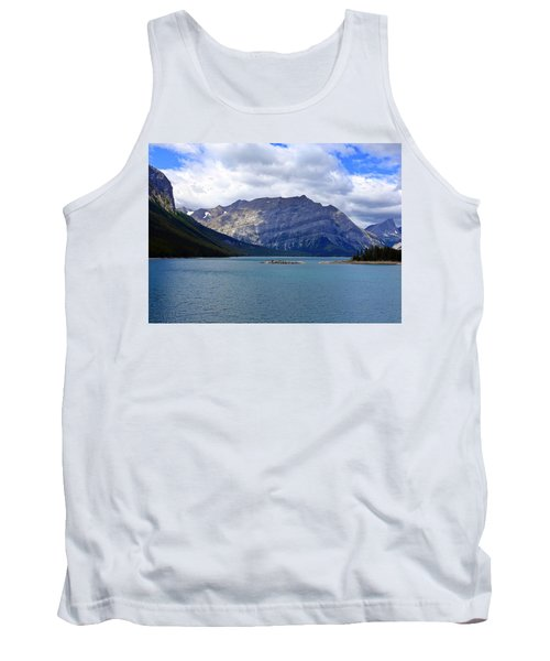 Upper Kananaskis Lake Tank Top