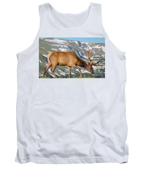 Mountain Top Elk Tank Top