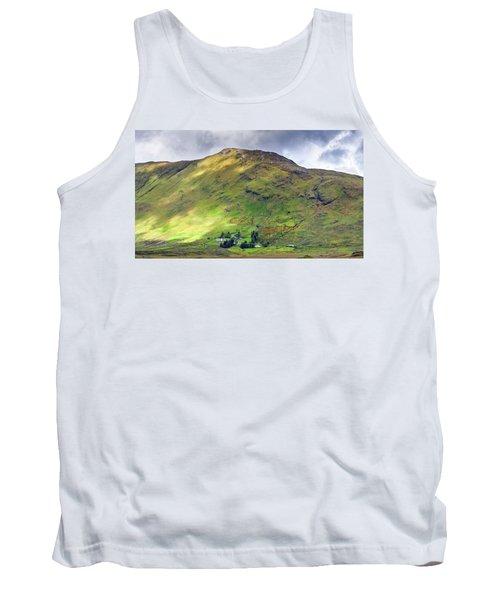 Mountains Of Ireland Tank Top