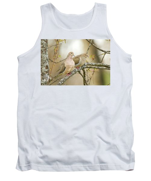 Mourning Doves 4142 Tank Top