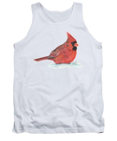 Mr Cardinal Tank Top