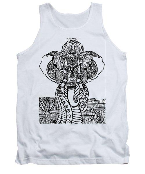 Mr. Elephante Tank Top