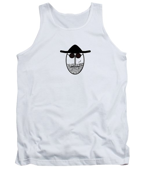 Mr Mf Is Scarface  Tank Top