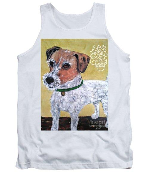 Mr. R. Terrier Tank Top