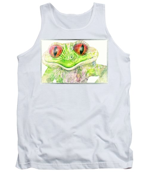 Mr Ribbit Tank Top
