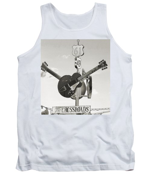 Ms Crossroads Tank Top