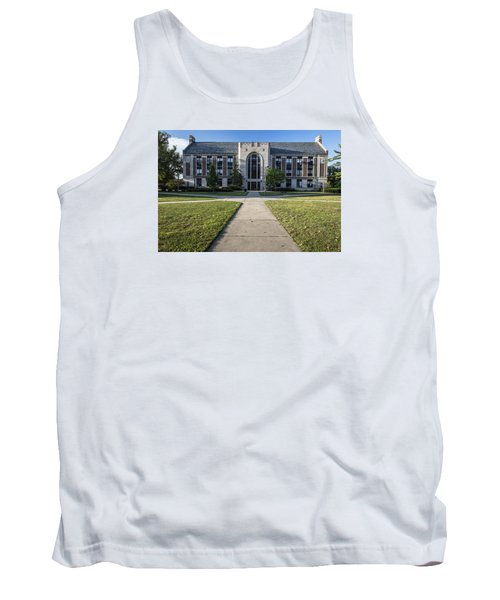 Msu Campus Summer Tank Top