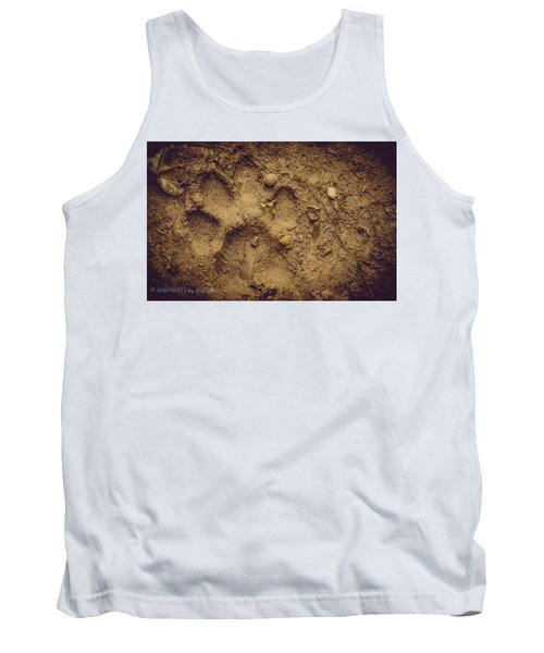 Muddy Pup Tank Top