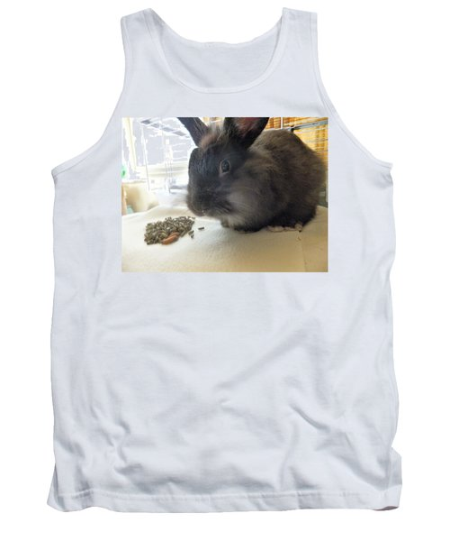 Tank Top featuring the photograph Munchkin by Denise Fulmer