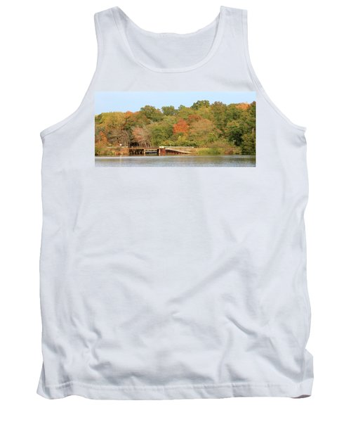 Murphy Mill Dam/bridge Tank Top