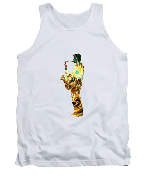 Music - From The Heart Tank Top