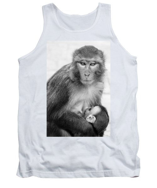 My Baby Tank Top by James David Phenicie