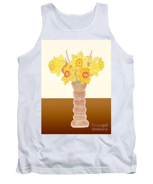 My Daffodils Tank Top